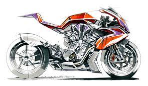 Motorbike Artwork Designing