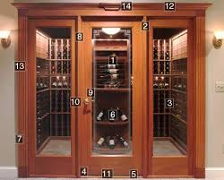 Quality Wine Cellar Doorways